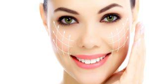 Плазмолифтинг схема на лице